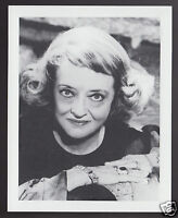 BETTE DAVIS Actress Movie Star 1995 WHO'S WHO GAME CANADA PHOTO TRIVIA CARD