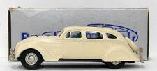 Brooklin 1/43 Scale BRK7 001A  - 1934 Chrysler Airflow Cream