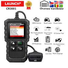 Launch OBD2 Code Reader CR3001 EOBD Car Diagnostic Scan tool Check Engine Light