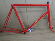 58cm G J ARCHER ROAD FRAME FIXIE SINGLE SPEED CAMPAGNOLO rear DROPOUTS c1960's