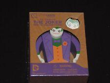 Batman Joker Painted Wood Figure DC Comics Loot Crate Exclusive action figure