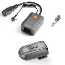 Neewer 4 Channel Wireless Studio Flash Trigger Set for Canon Nikon Olympus