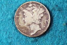 Estate Find 1940-S Mercury Dime! #F2396
