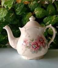 Price Kensington PotteriesTeapot made in England, Floral Ceramic