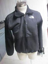 Boys North Face Denali Fleece Jacket Size Large Black