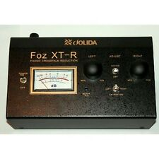 Jolida ( Black Ice Audio)  FOZ XT-R crosstalk reducer phono- NEW- dealer