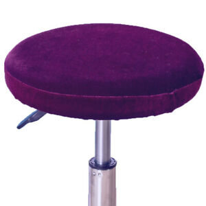 Modern Simplicity Round Stool Cover Thickened Comfortable Swivel Chair Cover