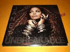 Janet Jackson cd Unbreakable exclusive Target Bonus hits J Cole missy elliott