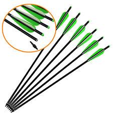 "24PK 20"" New Archery Aluminum Arrow 2219# Crossbow Bolts Target Hunting Outdoor"