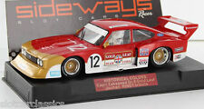 Racer Sideways Zakspeed Capri Gold Leaf Historical Colors LTD 1/32 SWHC02