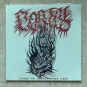 MORTAL WOUND Forms Of Unreasoning Fear MINI LP
