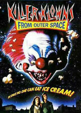 Killer Klowns From Outer Space 0027616865618 With John Vernon DVD Region 1