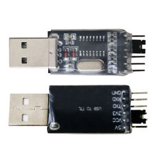 New Ultra-stable USB to TTL CH340G UART Serial Adapter Module STC 5V/3.3V 6Pin