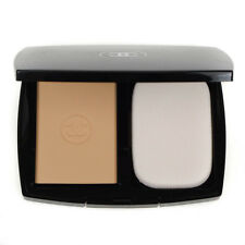 Chanel Mat Lumiere Luminous Foundation Matte Powder Makeup 40 Sable SPF10