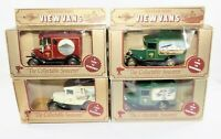 Collection Lledo Diecast View Series Vans Land's End Beaulieu Pitlochry Bundle