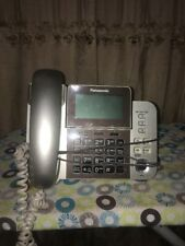 PANASONIC KX-TGF350A DECT 6.0 Corded/Cordless Phone System Main Base Unit