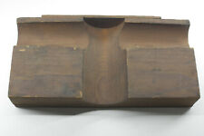 """Lamson Industrial Foundry Wood ~12 3/4"""" Pipe Joint Machine Mold Pattern M64C"""