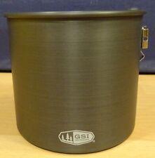 GSI Halulite Kessel Boiler Topf Aluminiumtopf 1,8 L Camping Outdoor Kochtopf