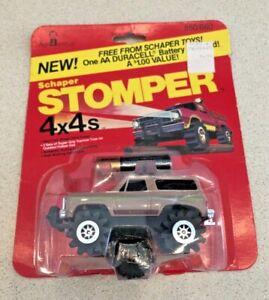 Schaper Stomper Chevrolet Blazer 4x4 - Brown & Tan - New In Package/Unopened!