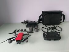 Dji Spark Fly more Combo 1080p Camra Rarly Used