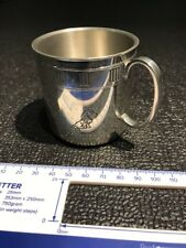 Royal Selangor Pewter Child Of Millennium Mug