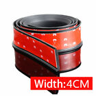 Rubber Wheel Eyebrow Protection Anti-collision Strips For Car Truck SUV 150X4CM