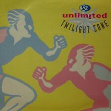 "Unlimited(7"" Vinyl P/S)Twlight Zone-PWL-PWL 211-UK-VG/VG"