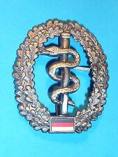 INSIGNE de BERET ALLEMAND service de santé GERMAN Militärabzeichen HEALTH ARMY