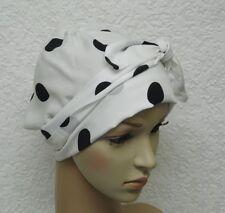 Chemo head wear, surgical cap, bad hair day scarf, bonnet for short hair, tichel
