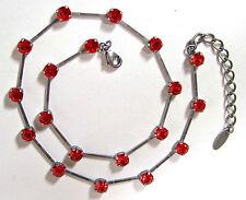 Runde Modeschmuck-Halsketten & -Anhänger im Collier-Stil aus Strass
