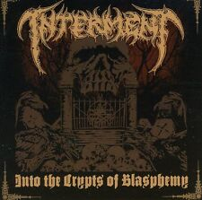 Interment - Into the Crypts of Blasphemy [New CD]