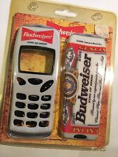 Nokia 3210 Budweiser Housing Cover Set incl Front & Rear plus Keypad HNK32BUDCST