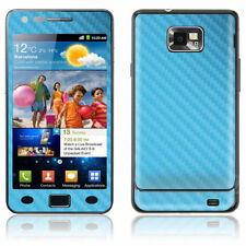 Blue Faceplates, Decals and Stickers for Samsung Phone