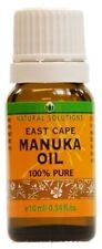 100% Pure Natural New Zealand Manuka Oil - ( 10ml ) FREE SHIPPING