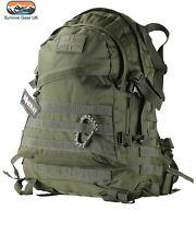 Green SPEC OPS Pack 45 Litros Mochila Molle Militar Ejército Mochila