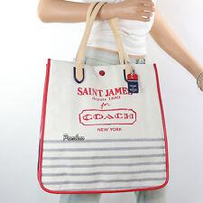 NWT Coach Legacy Saint James Shoulder Bag Travel Bag Weekend Bag 23477 New RARE