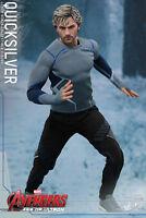 "(US) Hot Toys 1/6 Avengers MMS302 Pietro Maximoff Quicksilver 12"" Action Figure"