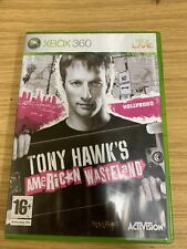 Tony Hawk's American Ödland-Xbox 360-seltenes Spiel-Free p&p