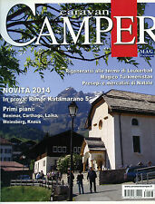 * Caravan & Camper Granturismo* Rivista N°448 / NOV/2013 -  MAG Editori