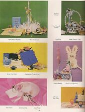 1970s Party Favors, Graduation & Easter Patterns #PD1131 Much Ado About Knotting