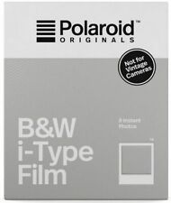 Polaroid I-Type Black/White Film New 1 Film