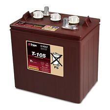 Baterias Monoblock TROJAN T105 6V 250ah Solar Panel Battery 250AH