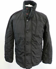 Calamar Quilted Jacket Black Mens UK Size 38R Box7498 A