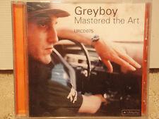 GREYBOY - MASTERED THE ART (CD)  2001!!!  RARE!!!