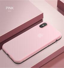 For iPhone XR XS Max X Original CAFELE Ultra Thin Slim Soft TPU Case Cover Skin