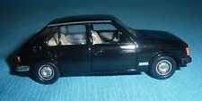 225A Vintage Solido 76 Simca Horizon berline Repeinte 1/43