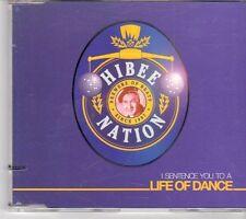 (EW779) Hibee Nation, Life Of Dance - 1998 CD