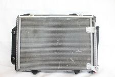 2007 CHRYSLER CROSSFIRE #110 RADIATOR COOLING W/ AC CONDENSER ASSEMBLY