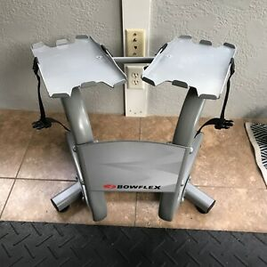 Bowflex Adjustable Dumbbell weight rack stand ONLY Bowflex selectTech METAL EUC
