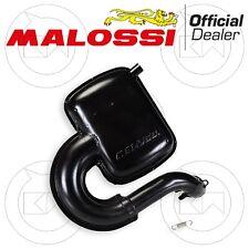 MALOSSI 3217791 NUOVO IMPIANTO POWER CLASSIC EXHAUST NERO VESPA PX125 2T euro 3